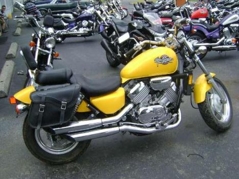 1995 honda magna 750 motorcycles for sale. Black Bedroom Furniture Sets. Home Design Ideas