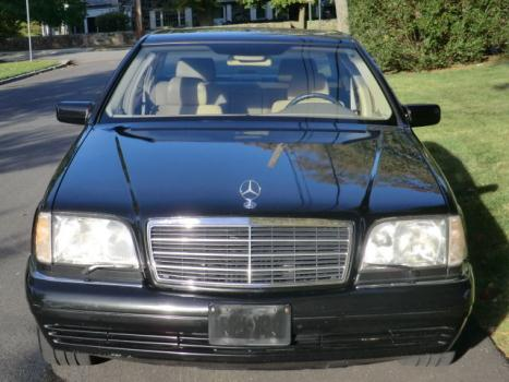 Mercedes-Benz : S-Class 4dr Sdn 5.0L 1999 mercedes benz s 500 grand edition 1 of only 200 known to still exist garaged