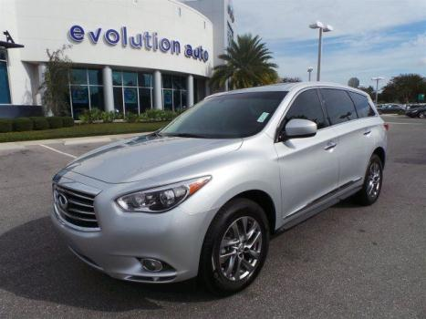 Infiniti : Other SUV 3.5L CD Front Wheel Drive THIRD ROW SUNROOF LEATHER BACKUP CAMERA BLUETOOTH