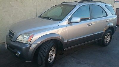 Kia : Sorento EX Great Condition in and out California car.