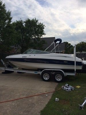 2008 Chaparral 210 SSI Ski Boat / Bow Rider / Run About