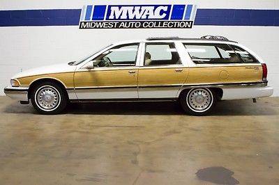 Buick : Roadmaster Estate Wagon Wagon 4-Door ONLY 20K MILES~ ONE OWNER~ LT1 350~BEST COLOR COMBO~ RARE~WOW~