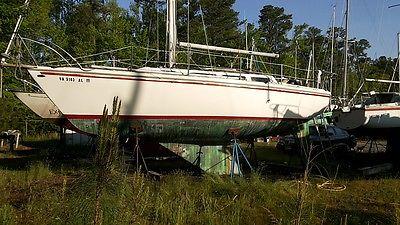 30 Catalina sailboat