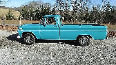 1962 GMC C10 LONGBED PICKUP  PRICE REDUCED