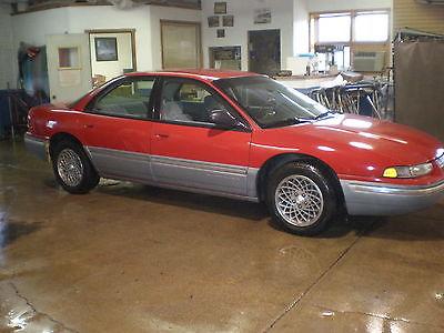 Chrysler : Concorde BASE 4 DOOR SEDAN 1994 chrysler concorde