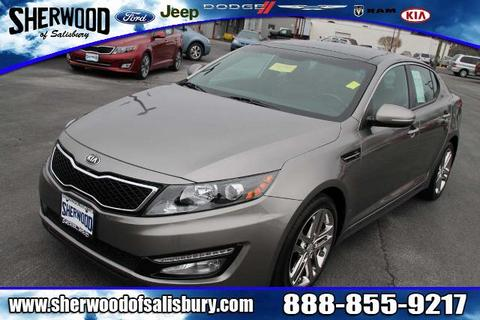 2013 Kia Optima SX Salisbury, MD