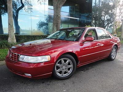 Cadillac : Seville STS Sedan 4-Door 2001 cadillac seville sts sedan 4 door 4.6 l