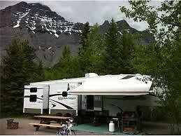 2011 KZ DURANGO 355BH - FIFTH WHEEL, BUNKS, SLEEPS 8, GREAT CONDITION!!