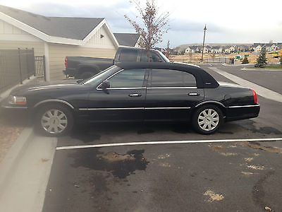 Lincoln Town Car Signature Cars For Sale In Utah