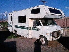 1978 dodge motor home for sale cheap