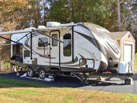 Keystone Bullet Premier Ultra 22rbpr Rvs For Sale