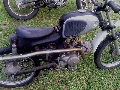 Honda : CT HONDA 90 LATE 60S ?  WAS A DRAG RACER, VINTAGE 1970S SET UP CAFE RACER
