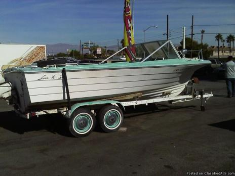 Lonestar Boats For Sale