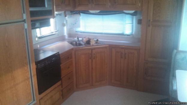 1996 5th wheel camper rvs for sale. Black Bedroom Furniture Sets. Home Design Ideas