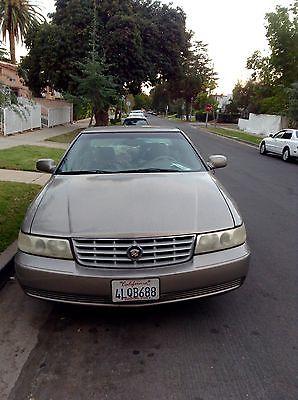 Cadillac : Seville SLS Sedan 4-Door Year 2000 Cadilac Seville, Gold Color, 4 Door Sedan. Leather Seats