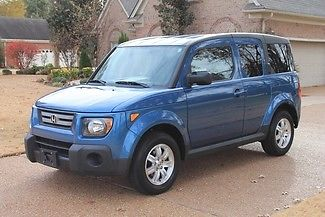 Honda : Element EX One Owner Perfect Carfax Non Smoker Automatic Transmission