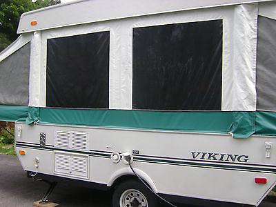 Viking 2107 pop up camper