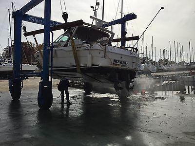 Sea Ray Sundancer 300 loaded every option HARDWOOD FLOORS ,GENERATOR ,AIR