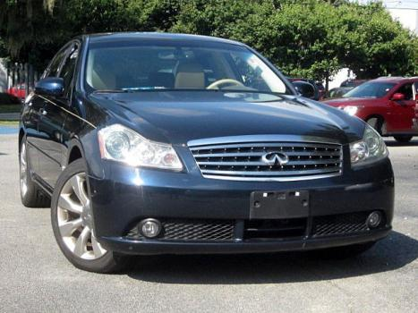 2007 INFINITI M35 4dr Sedan