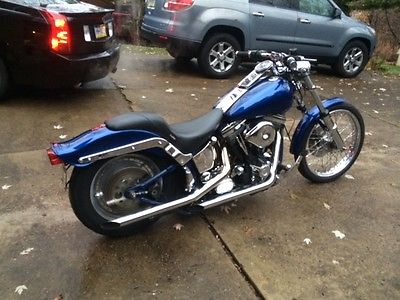 Harley Davidson Softail 1987 Custom Fxstc