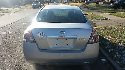 Nissan : Altima Base Sedan 4-Door 2007 nissan altima base sedan 4 door 2.5 l