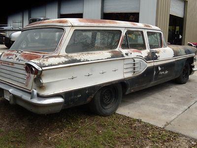Pontiac Bonneville 1958 Cars for sale
