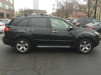 Acura : MDX Sport with Tech and Entertainment Packages Acura MDX Sport with Tech and Entertainment Package