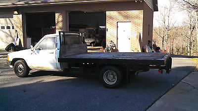 Toyota Flat Bed Cars For Sale