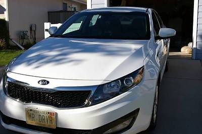 Kia : Optima EX Sedan 4-Door 2013 kia optima ex sedan 4 door 2.4 l