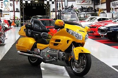 Honda : Gold Wing 2001 honda goldwing with abs only 16 751 miles