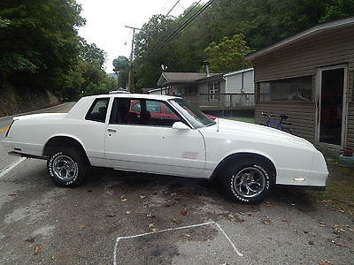 1987 Monte Carlo Ss Cars for sale
