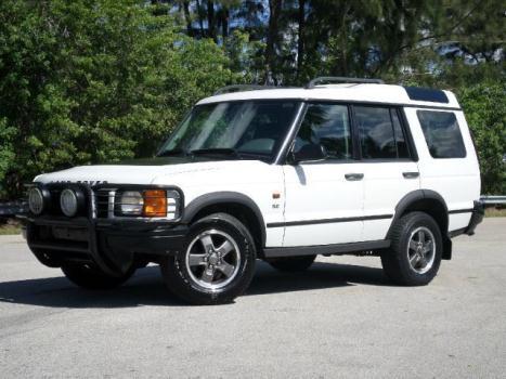 Land Rover : Discovery KALAHARI RARE KALAHARI 4X4 1 OF 100 LAND ROVER SPECIAL VEHICLES MADE