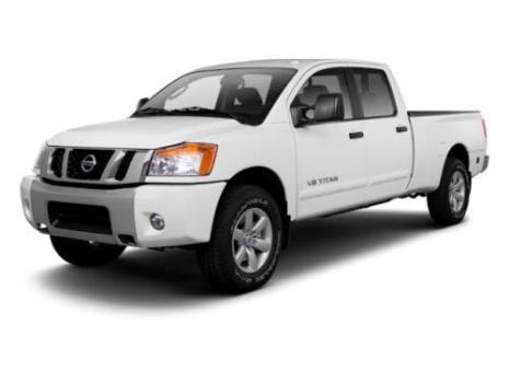 2011 Nissan Titan SL