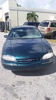Chevrolet : Lumina Base Sedan 4-Door 1997 chevrolet lumina base sedan 4 door 3.1 l