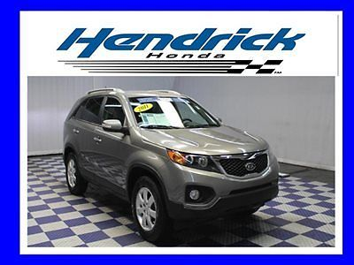 Kia : Sorento 2WD 4dr I4 LX 2 wd cloth hendrick certified fog lights bluetooth parking sensors sirius radio