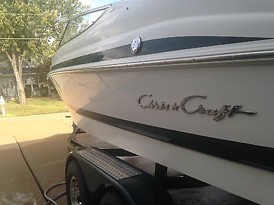 2000 CHRIS CRAFT * only 345 hours * Good Condition * Runs Great **