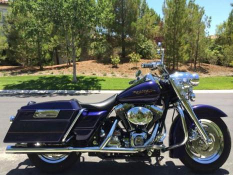 2000 HarleyDavidson FLHRI Road King