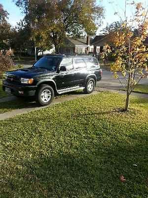 Toyota : 4Runner SR5 Sport Utility 4-Door 1999 toyota 4 runner sr 5 sport utility 4 door 3.4 l