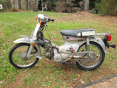 1983 honda passport 70 motorcycles for sale