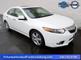 Used 2012 Acura TSX Base