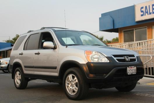 2002 Honda CR-V 4WD - MOONROOF - MULTIPLE CD CHANGER