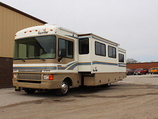PRICE REDUCTION 1999 FLEETWOOD BOUNDER CLASS A MOTORHOME WITH SLIDEOUT
