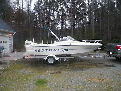 1998 Sunbird Neptune Boats for sale