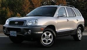 Hyundai : Santa Fe none 2001 hyundai santa fe excellent condition asking price 4 550 or best offer