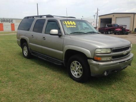 2002 chevy suburban 4x4 cars for sale. Black Bedroom Furniture Sets. Home Design Ideas
