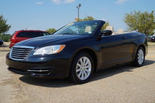 2013 chrysler 200 convertible convertible touring cars for sale. Black Bedroom Furniture Sets. Home Design Ideas