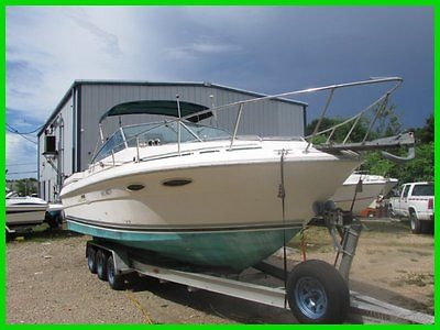 1987 Sea Ray 270 Used