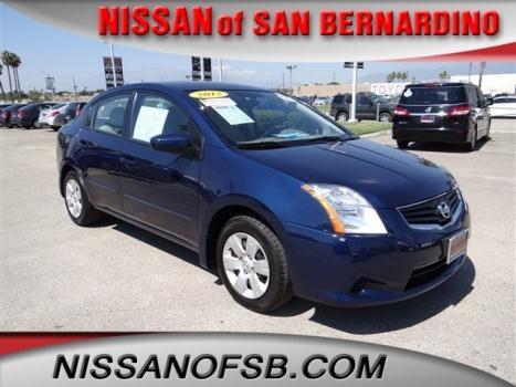 2012 Nissan Sentra 2.0 San Bernardino, CA