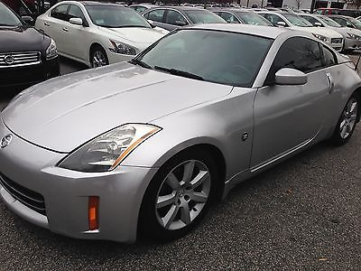 Nissan : 350Z 2DOOR COUPE 2004 nissan 350 z 6 speed