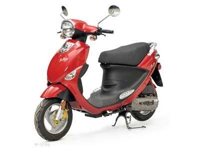 2009 Genuine Scooter Buddy (125 cc)